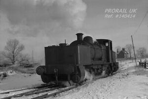 "PHOTO UK Industrial NCB Garratt loco ""William Francis"" Baddesley Colliery 140414"