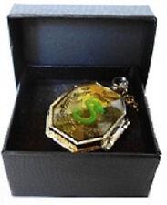 Horkrux Medallion + Halskette 50cm in Schwarzer Geschenkbox ( Harry Potter )