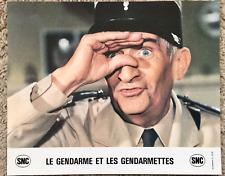 Photo d'exploitation cinéma Lobby ca 1982 GENDARME GENDARMETTES Louis de Funès 4