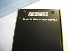 Cincinnati Milacron +/- 15 Volt Power Supply  3-424-1884