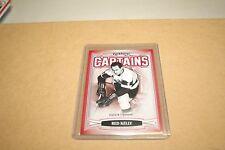 Red Kelly 2006-07 Parkhurst Captains #138  Detroit Red Wings HOF # 224/3999