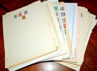 CatalinaStamps:  World Wide Stamp Collection on Pages, 2055 Stamps, D372