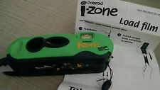 Vintage Polaroid I-zone instant pocket camera