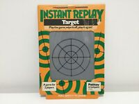 Rare Vintage Palitoy Bradgate Instant Replay Target Magnetic Game 1970's