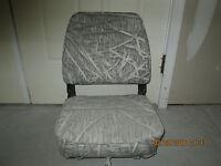 Wise Folding Boat Seat Mossy Oak Camouflage