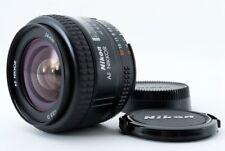 Nikon AF Nikkor 24mm f/2.8 D Wide Angle Prime Lens From Japan [Exc+++++]