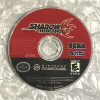 Shadow The Hedgehog Nintendo Gamecube TESTED *Disc Only* FAST SHIP! 2005 Sega
