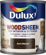 Dulux Woodsheen 250ml Dark Walnut