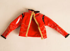 Monster High Holt Hyde Wave 1 Red Jacket Replacement Boy Part or OOAK Clothes