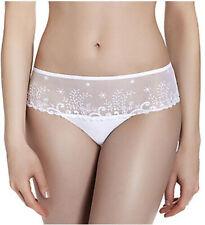 NWOT white Simone Perele  lace bikini  Panties 12X630  size 4,5