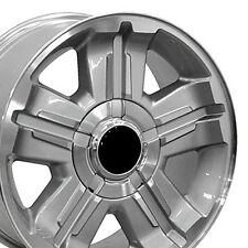"18"" Z71 Stye Wheels for Chevy Avalanch Blazer Silverado 2500 Tahoe Rims Set 4"