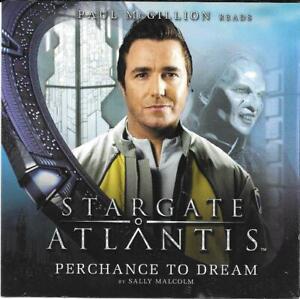 Big Finish Stargate Atlantis Perchance To Dream Paul McGillion Audio CD