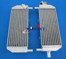 For SUZUKI RM250 RM 250 2001-2008 01 02 03 04 05 2006 2007 08 Aluminum Radiator
