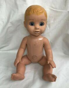 Luva Bella Interactive Baby Doll Moves + Talks SML LuvaBella (H)