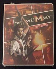 THE MUMMY Blu-Ray SteelBook Limited Ed ComicBook Brendan Frazier & Rachel Weisz.