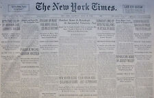 4-1936 April 25 ITALIANS ON MOVE FOR ADDIS ABABA 125 MILES DISTANT. DESSYE Times