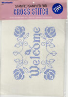 Vintage Woolworth Stamped Sampler for Cross Stitch - You Pick - See Listing