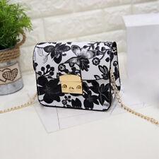Fashion Embroidery Flower Printing Handbag Women Shoulder Bag Crossbody Bag
