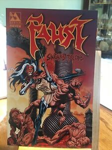 AVATAR COMICS:. FAUSE SINGHA'S TALINS PREVIEW  2000. HS1