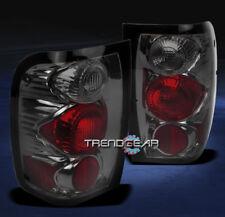 1998-2001 FORD RANGER PICKUP TRUCK TAIL BRAKE LIGHTS REAR LAMP SMOKE 1999 2000
