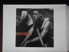 """U2 12"""" Single - Angel of Harlem."""