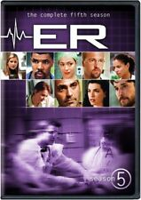 ER: The Complete Fifth Season [New DVD] Repackaged, Subtitled, Widescreen