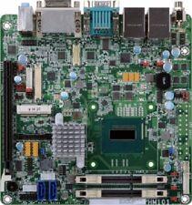 NEW DFI MOTHERBOARD HM103-QM87D-4700EQ: DCIN_24V QM87 i7-4700EQ R.A F/G RoHS