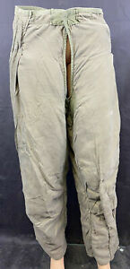 US Military M65 Cold Weather Trousers Liner