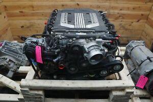 6.2L V8 SC LT4 Engine Motor Dropout Assembly Chevrolet Corvette C7 Z06 2015-19