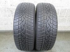 (6193) 2x WINTERREIFEN 215/60 R17 96H Dunlop SP Winter Sport 3D
