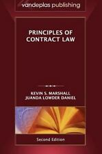 PRINCIPLES OF CONTRACT LAW - NEW HARDCOVER BOOK