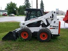 Bobcat S650 Skid-Steer Loader Operation & Maintenance Manual