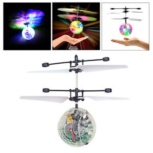 RC Flying Helicopter Drone Infrared Hand Controlled Game RC Toys For Kids
