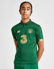 New New Balance Boys' Republic of Ireland 2020 Home Shirt