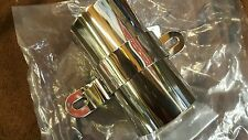NEW CHROME  STEEL COIL COVER AND BRACKET CLASSIC CAR CUSTOM