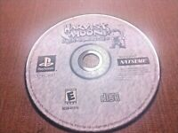 Sony PlayStation 1 PS1 PSOne Disc Only Tested Harvest Moon Back to Nature Ships