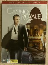 Casino Royale (Dvd, 2007, 2-Disc Set, Full Frame Collector's Edition)