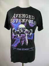 F2126 Avenged Sevenfold Short Sleeve Crewneck Graphic T-Shirt Size S