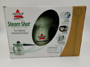 BISSELL Steam Shot Handheld Hard Surface Steam Cleaner | 39N7-1