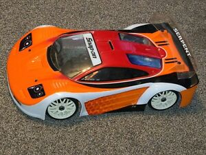 1/8 scale Serpant Cobra GTE
