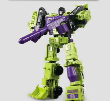 6PCS Transformers DEVASTATOR  Action Figure Engineering Truck Car  Robot model