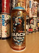 Montana MTN Paint Limited Edition Spray Paint Can - BRÄU - EXTREMELY RARE! - NEW