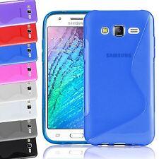 Cover e custodie Per Samsung Galaxy J7 per cellulari e palmari silicone / gel / gomma transparente