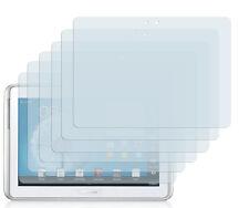 6 x Schutzfolie Samsung Galaxy Note 10.1 N8000 N8010 Matt Displayschutz Folie