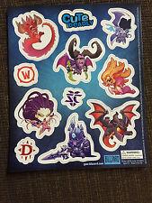 Blizzard Cute But Deadly Magnet Set