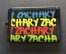 NWOT Zachary Trifold Wallet Key Chain