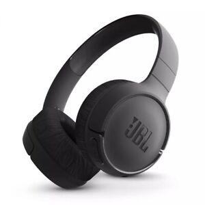 JBL T500BT Wireless Headphone Deep Bass Sound Sport Headset with Noise Canceling