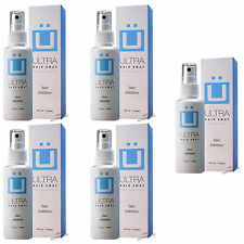 Ultra Hair Away Spray 5 Month Removal Growth Inhibitor No Shaving No Body Hair