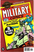 MILLENNIUM EDITION MILITARY COMICS #1 NM Cuidera Cole Guardineer Art 2000 DC