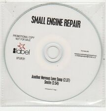 (ET509) Small Engine Repair, Another Nervous Love Song / Smile - 2011 DJ CD
